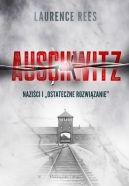 Okładka - Auschwitz. Naziści i