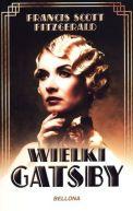 Okładka książki - Wielki Gatsby