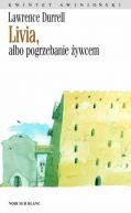 Okładka ksiązki - Livia, albo pogrzebanie żywcem
