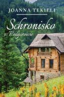 Okładka ksiązki - Schronisko w Podgórowie
