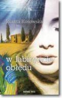 Okładka ksiązki - W labiryncie obłędu