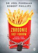 Okładka - Zbrodnie fast foodów