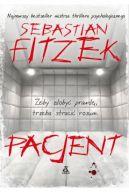 Okładka książki - Pacjent