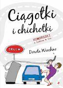 Okładka - Ciągotki i chichotki. Humoreski z Łodzią w tle