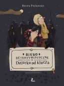 Okładka książki - Biuro detektywistyczne Dziurka od klucza