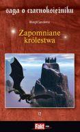 Okładka ksiązki - Zapomniane królestwa