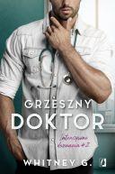 Okładka książki - Grzeszny doktor