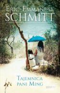 Okładka książki - Tajemnica Pani Ming