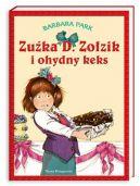 Okładka ksiązki - Zuźka D. Zołzik i ohydny keks