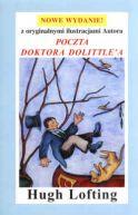 Okładka ksiązki - Poczta Doktora Dollittle