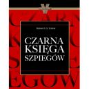 Okładka książki - Czarna księga szpiegów