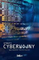 Okładka książki - Strefy cyberwojny
