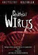 Okładka ksiązki - Chiński wirus