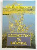 Okładka ksiązki - Dziedzictwo na Bjorndal