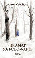 Okładka książki - Dramat na polowaniu