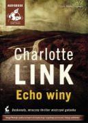 Okładka ksiązki - Echo winy