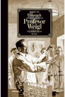 Okładka książki - Profesor Weigl i karmiciele wszy