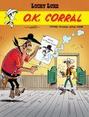 Okładka - Lucky Luke. O.K. Corral. Tom 66