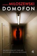 Okładka książki - Domofon