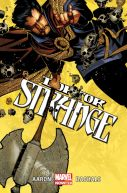 Okładka - Doktor Strange, tom 1