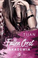 Okładka - Fallen Crest (#1). Akademia