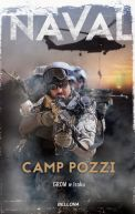 Okładka ksiązki - Camp Pozzi. GROM w Iraku