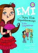 Okładka książki - Emi i Tajny Klub Superdziewczyn. Kółko hiszpańskiego