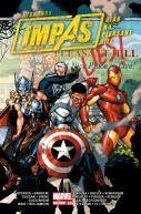 Okładka - Avengers  Impas  Atak na Pleasant Hill. Marvel Now 2.0