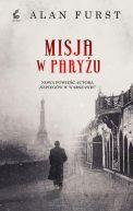 Okładka książki - Misja w Paryżu