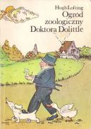 Okładka ksiązki - Ogród zoologiczny Doktora Dolittle