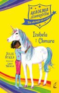 Okładka ksiązki - Akademia Jednorożców. Izabela i Chmura