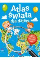 Okładka - Atlas świata dla dzieci