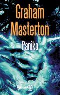 Okładka książki - Panika
