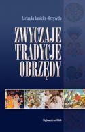 Okładka książki - Zwyczaje, tradycje, obrzędy