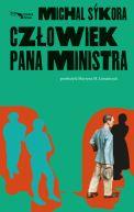 Okładka - Czeskie Krymi. Człowiek pana ministra