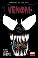 Okładka - Amazing Spider-Man. Globalna sieć: Venom Inc. Tom 8