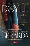 Okładka książki - Przygody brygadiera Gerarda