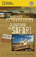 Okładka ksiązki - Blondynka na Safari