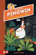 Okładka książki - Detektyw Pingwin i sprawa zaginionego skarbu