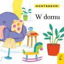 Okładka - Montessori. W domu
