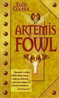 Okładka ksiązki - Artemis Fowl