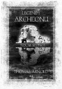 Okładka książki - Legendy Archeonu. Nocne słońca