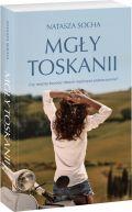 Okładka książki - Mgły Toskanii