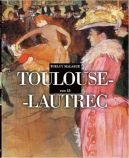 Okładka książki - Wielcy Malarze (#18). Toulouse- Lautrec