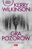 Okładka książki - Gra Pozorów