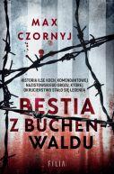 Okładka książki - Bestia z Buchenwaldu