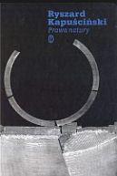 Okładka ksiązki - Prawa natury