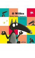 Okładka - O Wilku, który miał humory