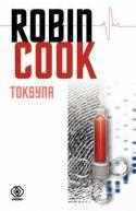 Okładka ksiązki - Toksyna