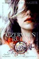 Okładka ksiązki - Czerwień Rubinu